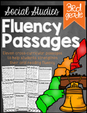 3rd Grade Social Studies Fluency Passages