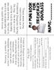 3rd Grade Social Studies Foldables - Vocab, Characteristic Traits