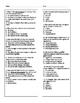 3rd Grade Social Studies GA Milestones/CRCT Pre & Post Assessment - Test Prep