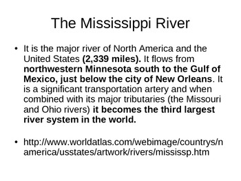 3rd Grade Social Studies: Major US Rivers and Mountains