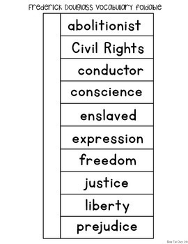 Social Studies Interactive Vocabulary Sorts Bundle