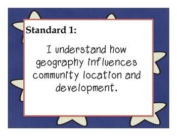 3rd Grade Social Studies Standards for Utah