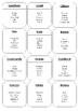 3rd Grade Social Studies Taboo Cards
