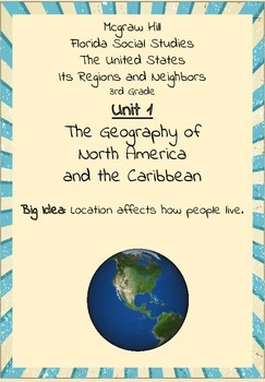 3rd Grade Social Studies Unit 1: Our Place in the World