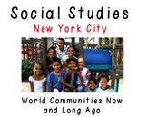 3rd Grade Social Studies Vocabulary Cards: Unit Headers
