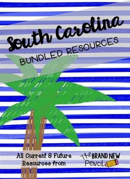 3rd Grade South Carolina History for the Year || Social Studies