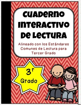 3rd Grade Spanish Interactive Reading Notebook {Common Core Aligned}