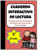 3rd Grade Spanish Interactive Reading Notebook {Common Core Aligned}