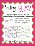 3rd Grade Spelling Slap Game - High Frequency Words