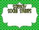 3rd Grade Sports Standards- GEORGIA Science/Social Studies