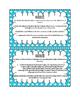3rd Grade Standards Cards (All Standards Bundle)
