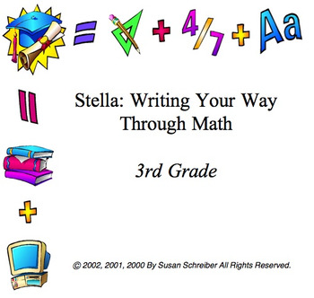 3rd Grade Stella Curriculum Package