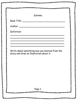 3rd Grade Student Mini-Lesson Workbook on Guided Reading