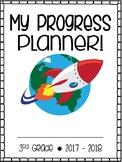 3rd Grade Student Progress Planner