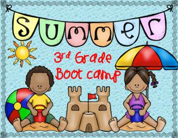 3rd Grade Summer Bootcamp