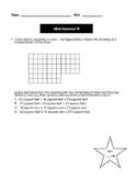 3rd Grade TEK - Mixed Assessment #8 TEK ALIGNED!