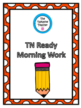 3rd Grade TNReady Morning Work