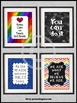 Keep Calm and Teach On 3rd Grade Posters, Back to School Classroom Decor