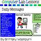 3rd Grade Technology Curriculum Add on Pack