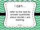 "3rd Grade Tennessee Revised Standards ""I Can"" Posters"