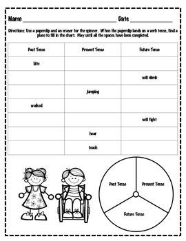 3rd Grade Test Prep Grammar Printables- Fun, Engaging Activities- NO PREP!