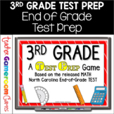 3rd Grade Test Prep Powerpoint Game
