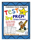 3rd Grade Test Prep for Common Core Aligned Tests (Parcc, AIR, Smarter Balanced)