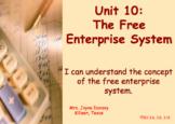 3rd Grade Texas SS Free Enterprise System