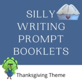 3rd Grade Thanksgiving Writing Prompts and Disguise a Turk