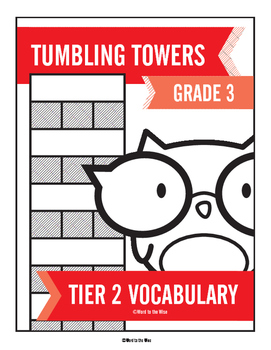 3rd Grade Tier 2 Tumbling Towers