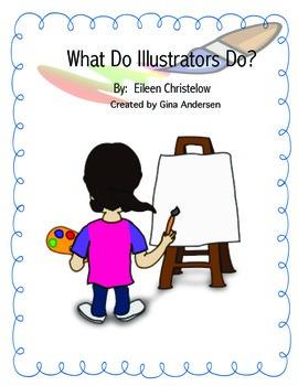 "3rd Grade Treasures Reading Unit 3 Week 5  ""What Do Illust"