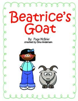 "3rd Grade Treasures Reading Unit 5 Week 2 ""Beatrice's Goat"""