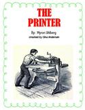 "3rd Grade Treasures Reading Unit 5 Week 4 ""The Printer"""
