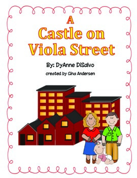 "3rd Grade Treasures Reading Unit 6 Week 1 ""A Castle on Vio"