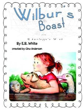 "3rd Grade Treasures Reading Unit 6 Week 2 ""Wilbur's Boast"""