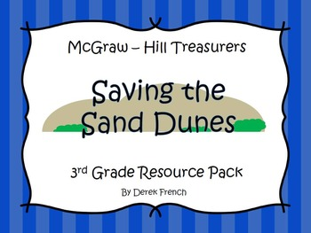 3rd Grade Treasures Bundle - Stone Soup, Saving the Sand Dunes, One Riddle