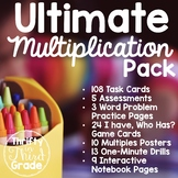 3rd Grade Ultimate Multipication Pack
