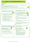 3rd Grade Understanding By Design ELA Unit - The Tale of D