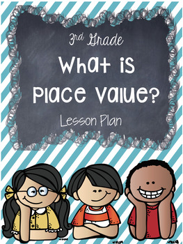 3rd Grade Understanding Place Value Math Lesson