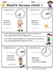 3rd Grade Unit 1 Everyday Math Review ~ Routines, Review a