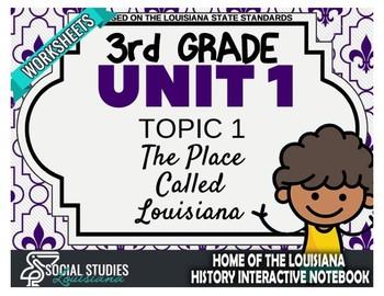 3rd Grade - Unit 1 - Worksheets