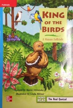 3rd Grade Wonders Unit 3 Week 1 On Level  King of the Birds Response