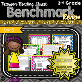 3rd Grade Reading Street Unit 5 Benchmark Review