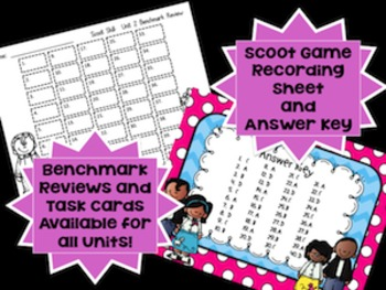 3rd Grade Reading Street Unit 5 Benchmark Review