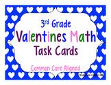 3rd Grade Valentine's Day Math (Common Core Aligned)