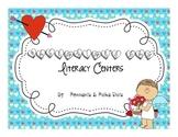 3rd Grade Valentine's Day Literacy Centers