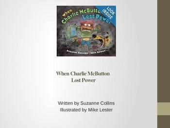 3rd Grade Reading Street Vocab Power Point Charlie McButton