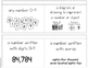 3rd Grade Vocabulary Flashcards & Interactive Notebook Pag