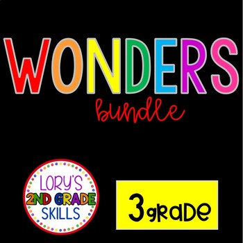 3rd Grade WONDER BUNDLE