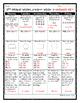 3rd Grade Weekly Math Practice Weeks 1-5